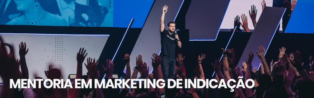 Mentoria em Marketing de Indicação