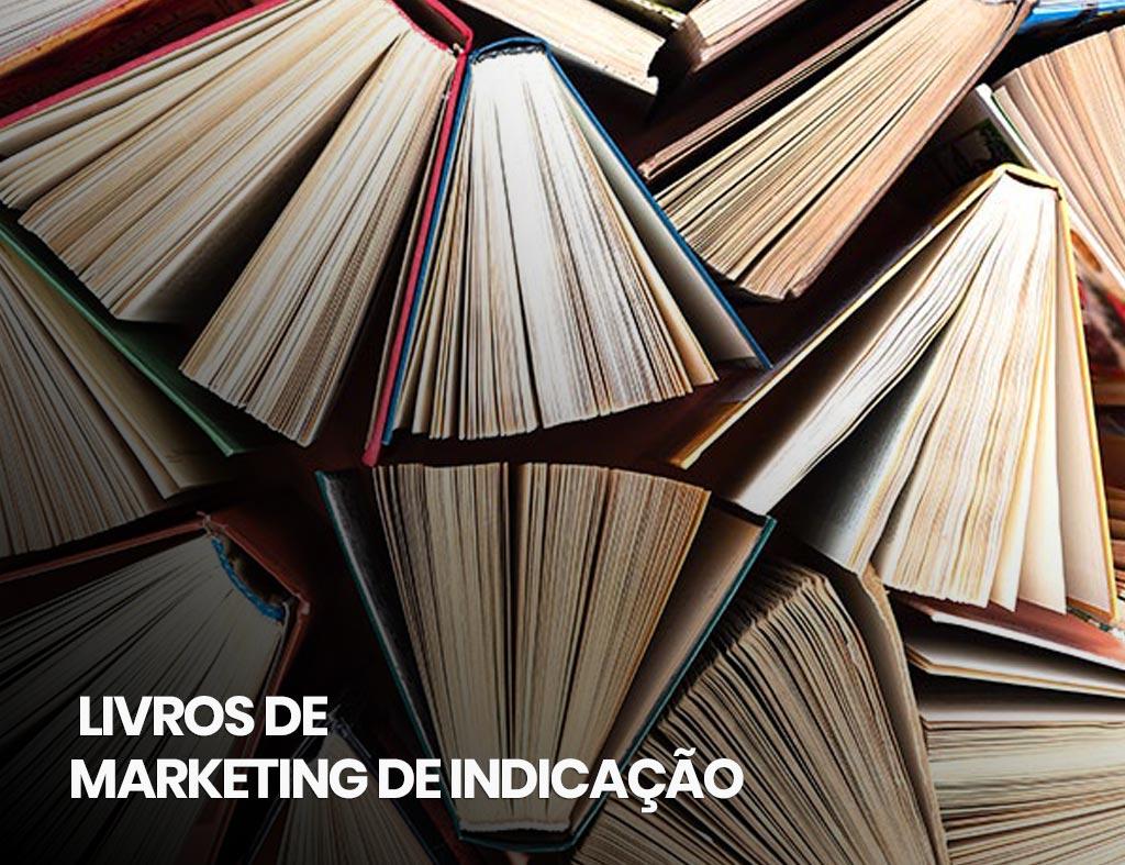 Livros de Marketing de Indicação